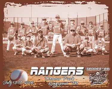 Rangers A bw
