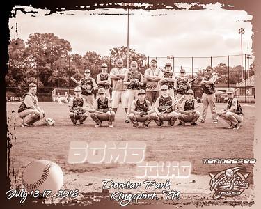 Bomb Squad A bw