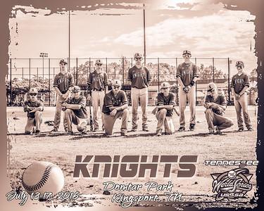 Knights A bw