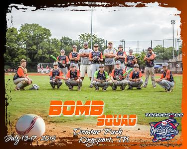 Bomb Squad A