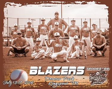 Blazers A bw
