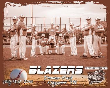 Blazers B bw