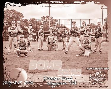 Bomb Squad B bw