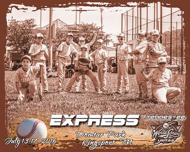 Express B bw