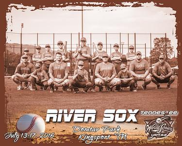 River Sox A bw