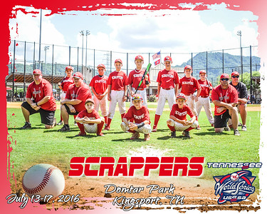 SCRAPPERS A