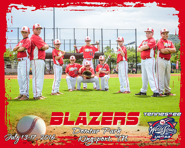 Blazers B