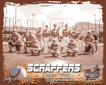 SCRAPPERS A bw