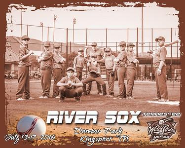 River Sox B bw