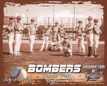 Bombers B bw