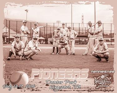 Pioneers B bw