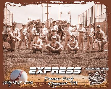 Express A bw