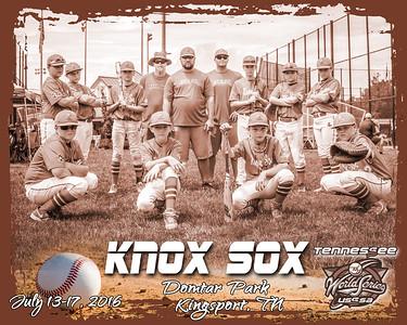 Knox Sox A bw