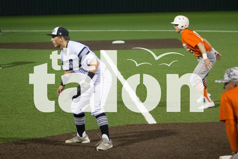 Eagles baseball take on Celina BobcatsTuesday, April 12 at Argyle High School in Argyle, TX. (Micki Hirschhorn / )