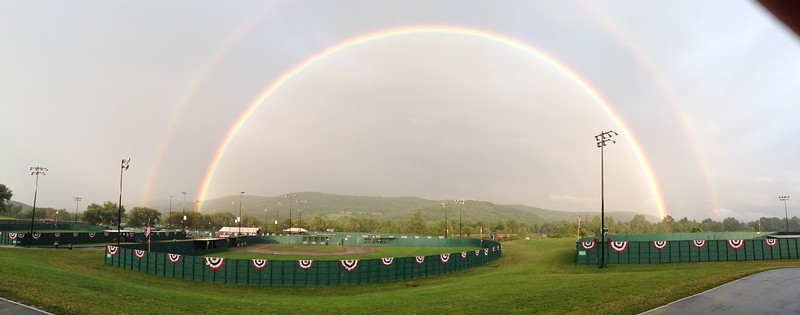 Rainbow Over Dreams Park