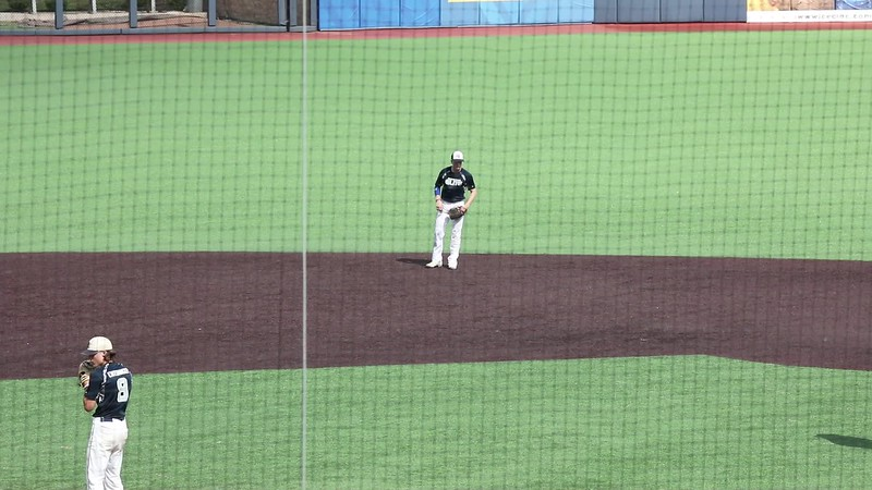 Dynamic Baseball - West Virginia University Showcase