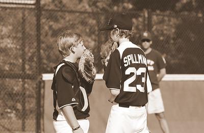 White Sox v Royals 2012 Game 2