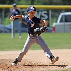 MARA Yankees vs. Dodgers -- Saturday, May 1, 2021