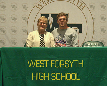 Zach's signing day 4/18/17