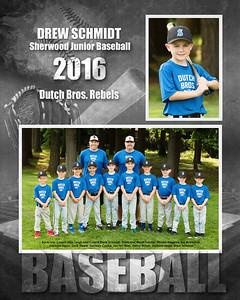 Schmidt - Drew Schmidt Collage 2016