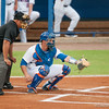 Florida junior Mike Zunino during the Gators' 4-0 win against the Bethune-Cookman Wildcats Friday June 1, 2012 at the McKethan Stadium in Gainesville, Fla. / Gator Country photo by Saj Guevara