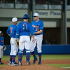 Florida senior Greg arson during the Gators' 1-5 loss against the Arkansas Razorbacks Saturday April 28, 2012 at the McKethan Stadium in Gainesville, Fla. / Gator Country photo by Saj Guevara