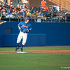 Florida junior Mike Zunino during the Gators' 1-5 loss against the Arkansas Razorbacks Saturday April 28, 2012 at the McKethan Stadium in Gainesville, Fla. / Gator Country photo by Saj Guevara