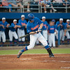 Florida senior Daniel Pigott during the Gators' 1-5 loss against the Arkansas Razorbacks Saturday April 28, 2012 at the McKethan Stadium in Gainesville, Fla. / Gator Country photo by Saj Guevara