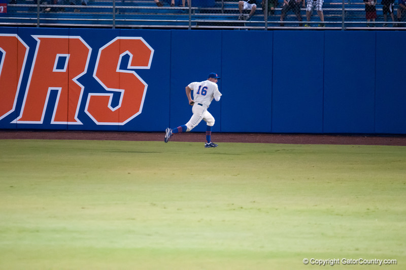 Florida freshman Justin Shafer juggles the ball during the Gators' 5-3 loss against the Georgia Bulldogs Saturday April 21, 2012 at the McKethan Stadium in Gainesville, Fla. / Gator Country photo by Saj Guevara
