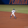 Florida freshman Casey Turgeon throws to 3rd base during the Gators' 5-3 loss against the Georgia Bulldogs Saturday April 21, 2012 at the McKethan Stadium in Gainesville, Fla. / Gator Country photo by Saj Guevara