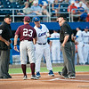 Florida head coach Kevin O'Sullivan during the Gators' 4-1 win against the Mississippi State Bullgods Friday May 11, 2012 at the McKethan Stadium in Gainesville, Fla. / Gator Country photo by Saj Guevara
