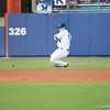 Florida junior Nolan Fontana during the Gators' 4-1 win against the Mississippi State Bullgods Friday May 11, 2012 at the McKethan Stadium in Gainesville, Fla. / Gator Country photo by Saj Guevara
