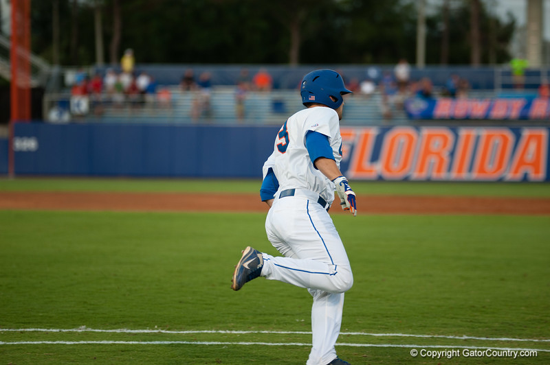 Florida junior Mike Zunino during the Gators' 4-1 win against the Mississippi State Bullgods Friday May 11, 2012 at the McKethan Stadium in Gainesville, Fla. / Gator Country photo by Saj Guevara