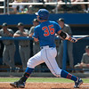 Florida junior Brian Johnson at bat during the Gators' 8-2 win against the Vanderbilt Commodores Sunday, March 18, 2012 at the McKethan Stadium in Gainesville, Fla. / Gator Country photo by Saj Guevara