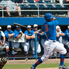 Florida junior catcher Mike Zunino  at bat during the Gators' 8-2 win against the Vanderbilt Commodores Sunday, March 18, 2012 at the McKethan Stadium in Gainesville, Fla. / Gator Country photo by Saj Guevara