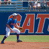 Florida junior Nolan Fontana during the Gators' 8-2 win against the Vanderbilt Commodores Sunday, March 18, 2012 at the McKethan Stadium in Gainesville, Fla. / Gator Country photo by Saj Guevara