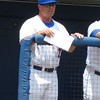 Florida coach Kevin O'Sulivan during the Gators' game against North Carolina State in Game 1 of the Gainesville Super Regional in McKethan Stadium on June 9, 2012.