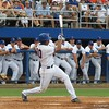 Florida's Vickash Ramjit during the Gators' game against North Carolina State in Game 1 of the Gainesville Super Regional in McKethan Stadium on June 9, 2012.