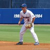 Florida second baseman Casey Turgeon during the Gators' game against North Carolina State in Game 1 of the Gainesville Super Regional in McKethan Stadium on June 9, 2012.