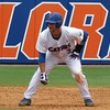 Florida's Mike Zunino leads off second during the Gators' game against North Carolina State in Game 1 of the Gainesville Super Regional in McKethan Stadium on June 9, 2012.