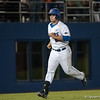 Florida senior Preston Tucker hits a home run during the Gators' 9-2 win against the FSU Seminoles on Tuesday, March 13, 2012 at the McKethan Stadium in Gainesville, Fla. / Gator Country photo by Saj Guevara