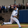 Florida sophomore pitcher Daniel Gibson pitches during the Gators' 9-2 win against the FSU Seminoles on Tuesday, March 13, 2012 at the McKethan Stadium in Gainesville, Fla. / Gator Country photo by Saj Guevara