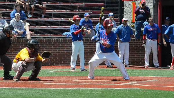 DeMatha vs McNamara (5/12/2013) Baseball Championship Game 2