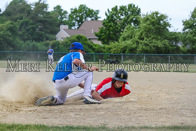Middletown Baseball 6.27.16 East Coast Construction vs Knights of Columbus