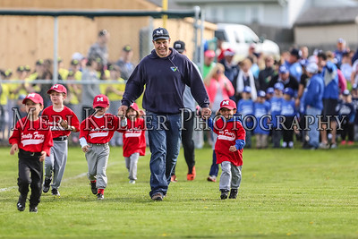 Middletown Little League Opening Day 2017