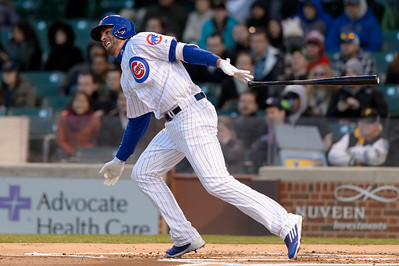 MLB Pittsburgh Pirates at Chicago Cubs April 27, 2015