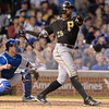 MLB Pittsburgh Pirates at Chicago Cubs September 27, 2015