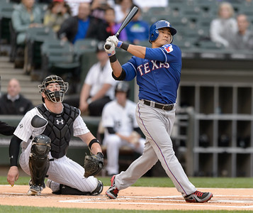 MLB Texas Rangers at Chicago White Sox June 19, 2015