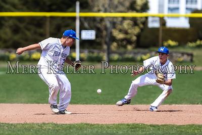 North Kingston vs Middletown High School JV Baseball 4.15.17