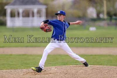 Gaudet vs Kickimuitt Baseball 5.8.17